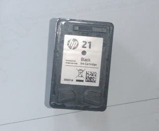 Tinta HP n21