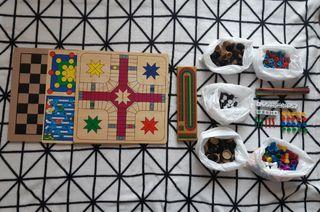 Juegos de mesa tradicionales