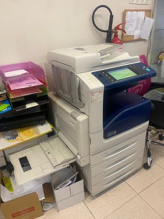 impresora Xerox WORKCENTRE 7835