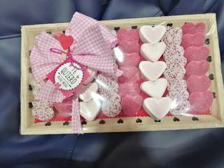 Regalos dulces San Valentin