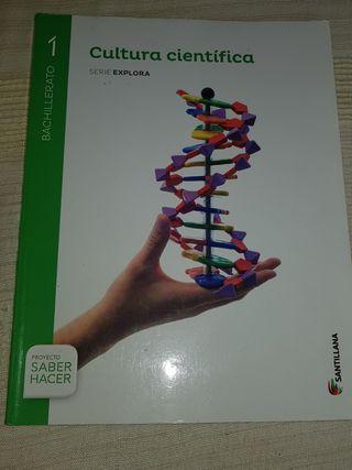 libro de cultura científica santillana1 bachiller