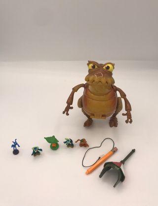 Bug's life Disney Polly Pocket COMPLETO