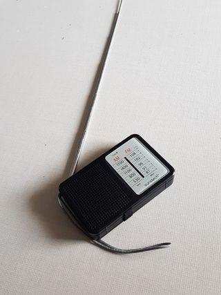 Radio de bolsillo