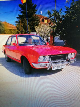 SEAT 124 Sport Coupe 1974