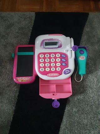 Maquina registradora juguete