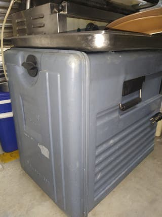 contenedor isotermico