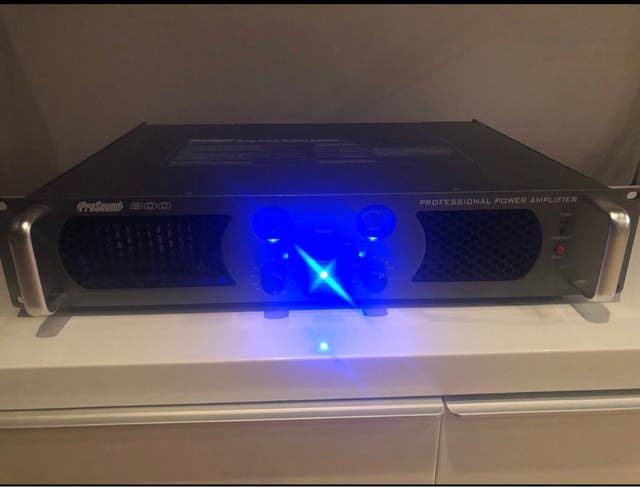 Pro Sound Professional Power Amplifier