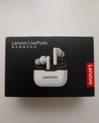 Auriculares Inalámbricos Lenovo LivePods1 NUEVOS