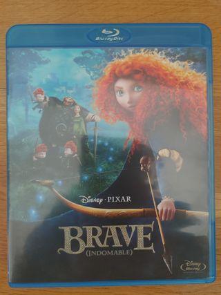 Pelicula BluRay Brave Disney Pixar