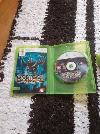 BIOSHOCK BIENVENIDO A RAPTURE XBOX 360