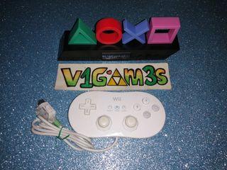 Mando Nintendo Wii Edición Clásico