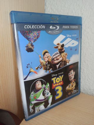 Película 'Up + Toy story 3'