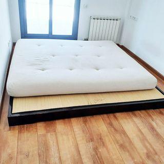 Tatami +futón +montaje +transporte incluido