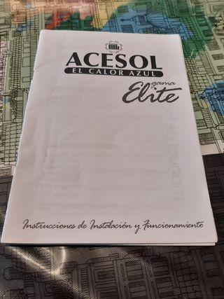 RADIADORES ACESOL ELITE CHRONO