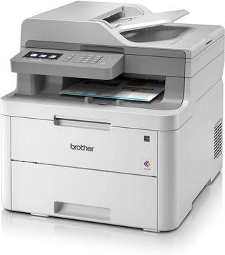 Impresora LED Brother Multifunción DCPL3550CDW