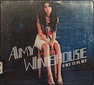 Amy Winehouse: Back to Black - Cd - 2007