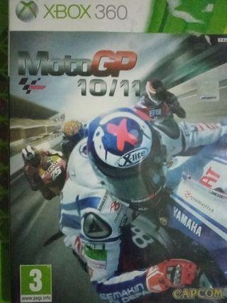 MOTO GP 10/11 XBOX 360