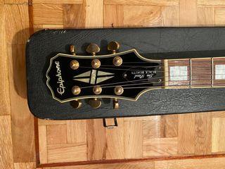 Guitarra eléctrica Epiphone Les Paul Black Beauty