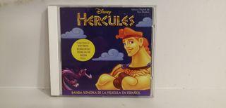 CD Hercules Banda sonora Español