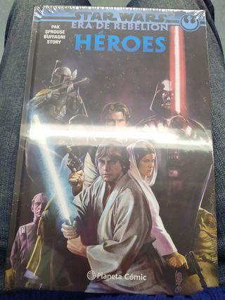 comic... star Wars... heroes