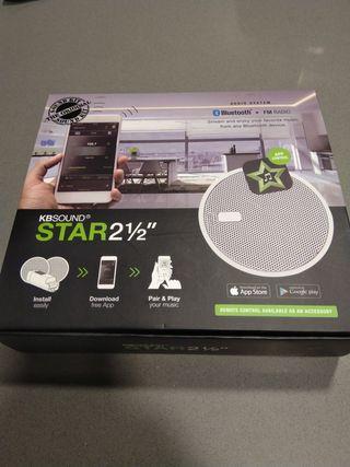 "Sistema audio integrado KBSOUND STAR 2 1/2 1/2"""
