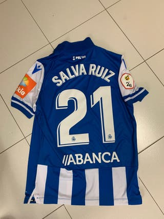 MATCH WORN SALVA RUIZ