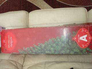 Arbol de navidad nuevo grande
