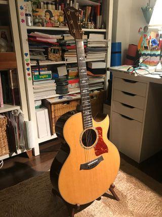 Guitarra acústica Taylor 815ce