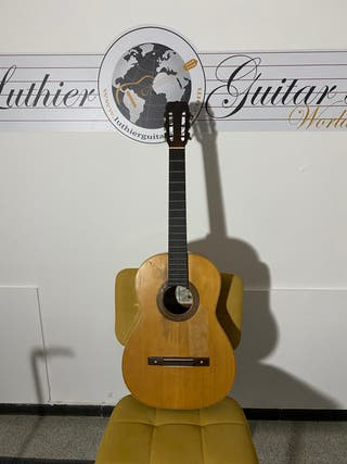 Guitarra JOSÉ RAMÍREZ 1929