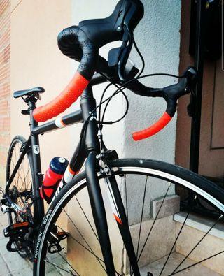 Bicicleta Btwin Carretera Triban 500