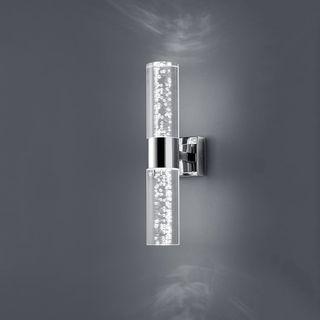 1x Aplique pared LED baño macizo TRIO BOLSA