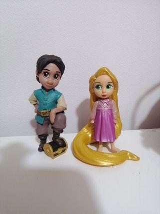 muñeca Disney Rapunzel