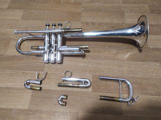 Trompeta Bach Stradivarius en DO