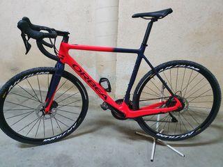 bicicleta electrica orbea gain carbon 2020