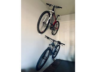 Soporte pared para bicis