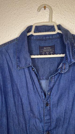 Camisa vaquera S