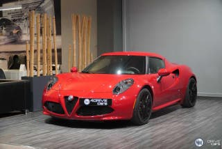 Alfa Romeo 4C 4C