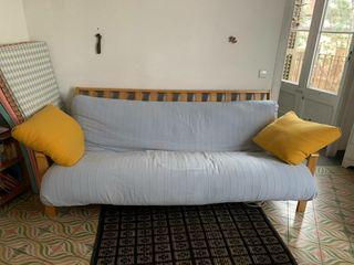 Vendo Sofa cama futon japones