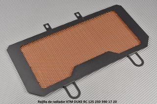 Rejilla de radiador KTM DUKE RC 125 250 390 17 20