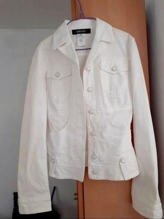 chaqueta vaquera VERSACE original .