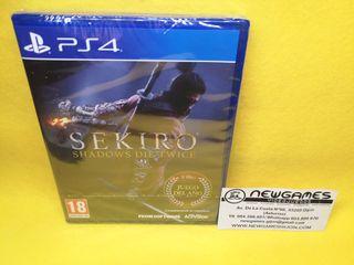 Sekiro (NUEVO) - ps4