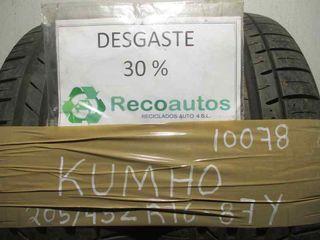 2775873 Neumatico kumho Peugeot 206 cc Año 2001