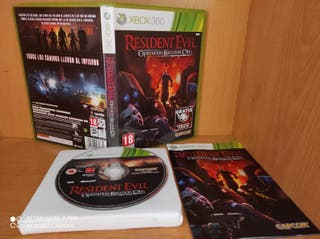 Resident Evil operation Racoon city (2012) xbox360