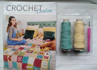 """Colección/""""Crochet Creativo"""" (Fascículo 1)"""