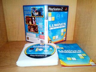 Lumines plus (2006) ps2
