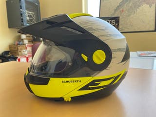 Casco Schuberth E1 Adventure Talla 61 XL