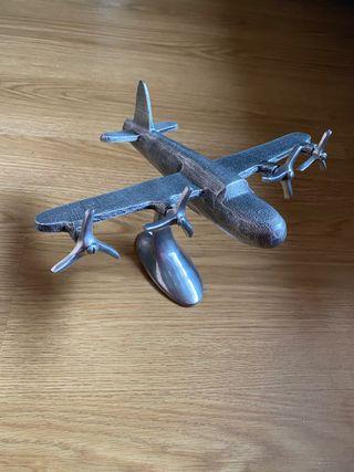 Avión decorativo