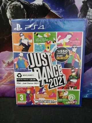 PS4 - Just dance 2021 (P)