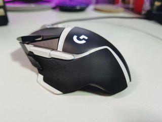 Logitech G502 ratón gaming