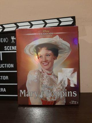 MARY POPPINS BLURAY PRECINTADO